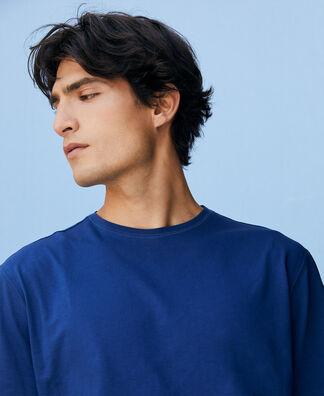 Cotton crew neck t-shirt