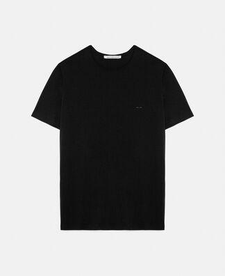 Camiseta en lyocell y algodón