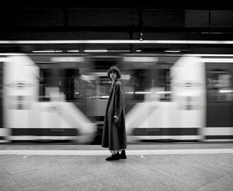 Merino wool travel coat