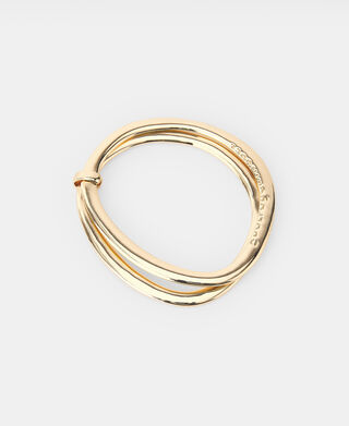 Golden zinc bracelets