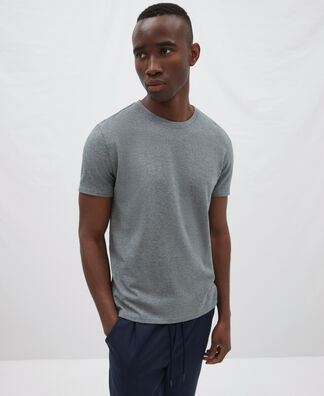 Cotton microdrawing t-shirt