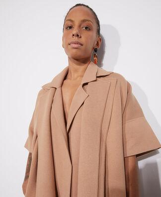 Cerrojillo knit coat