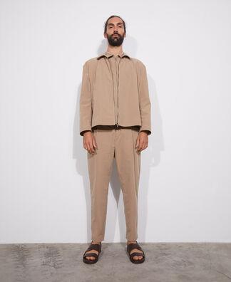 Organic cotton chino trousers