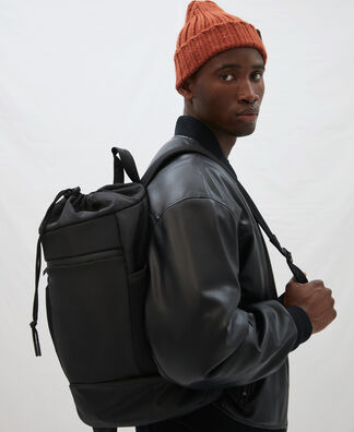 Choker backpack in nylon