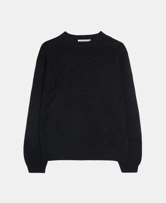 Jersey de punto vanisado en algodón