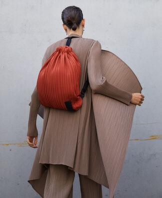 Crinkle backpack