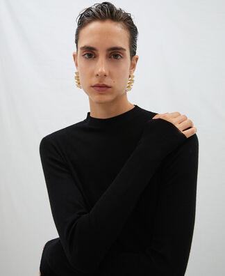 Camiseta en lana merino
