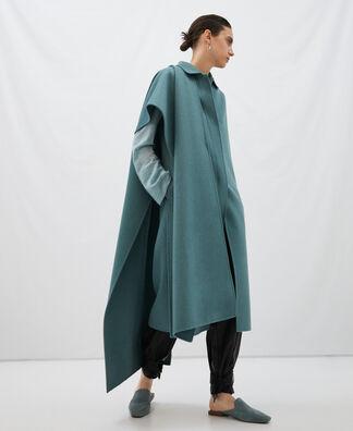 Bufanda en doble faz de lana
