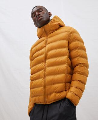 Acolchado con capucha en nylon