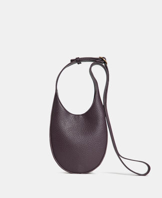 Small recycled shoulder bag