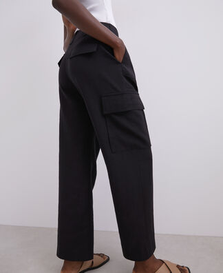 CARGO TROUSERS MAXI SIDE POCKET