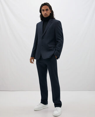 Two button tailored suit